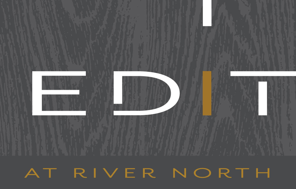 Edit at River North Logo
